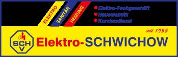 Logo von Elektro Schwichow GmbH & Co. KG
